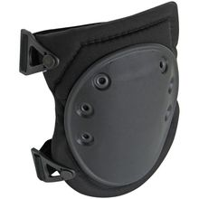 AltaFLEX Tactical Military Knee Pads, Velcro, Black