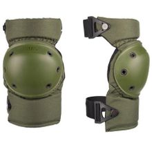 AltaCONTOUR Knee Pads, Olive Green
