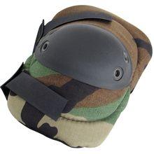 AltaFLEX Tactical Military Elbow Pads, Velcro, Woodland Camo