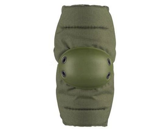 AltaCONTOUR Elbow Pads, Olive Green