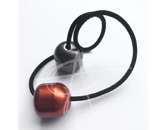 Aroundsquare AO2 Titan AL Sport (Aluminum) Begleri, Orange/Gray Mix