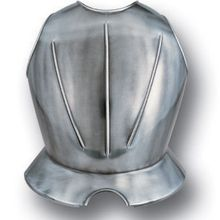 Armaduras Decorative Steel Breastplate - Plain