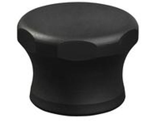 ASP Black AR Cap for Friction Loc Batons