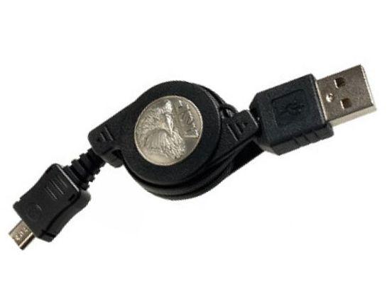ASP Retractable USB Charging Cord