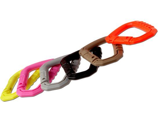 ASP Large Polymer Carabiner (Colors Will Vary)