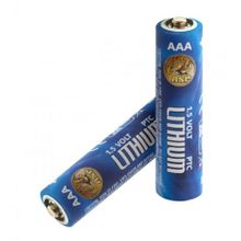 ASP AAA Lithium Batteries, 2 Pack