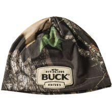Buck 89067 Adult Camo Beanie, Mossy Oak Break-Up Camo