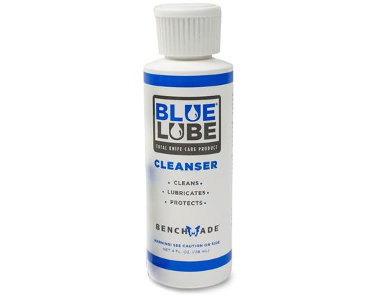 Benchmade BlueLube Cleanser 4 oz Bottle