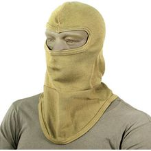 BLACKHAWK! Heavyweight Bibbed Balaclava with Nomex, Coyote Tan - 333004CT