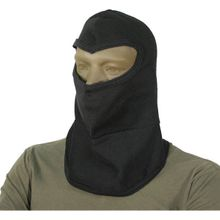BLACKHAWK! Heavyweight Bibbed Balaclava with Nomex, Black - 333004BK