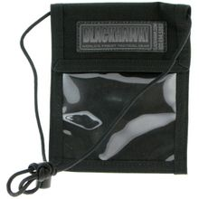 BLACKHAWK! ID Badge / Passport Holder, Black - 90ID01BK