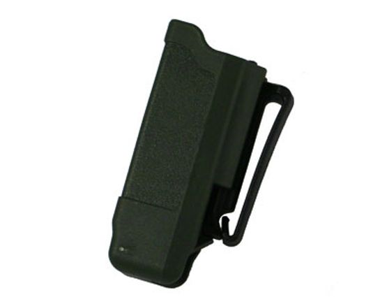 BLACKHAWK! CF Double Row Mag Case, Matte Finish, 9mm..40 Cal., OD