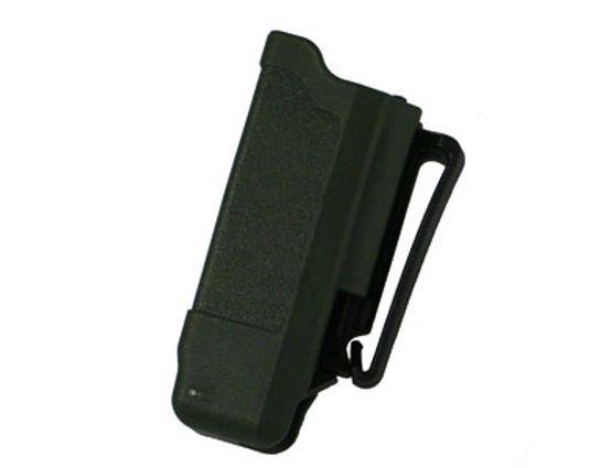 BLACKHAWK! CF Double Row Mag Case, Matte Finish, 9mm..40 Cal., OD