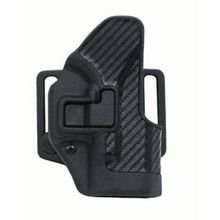 BLACKHAWK! CF Holster w/BL & Paddle, Serpa, RH, Black, Ber.92/96