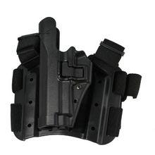 BLACKHAWK! Tactical Serpa Holster, LH, Black, Sig 220/226