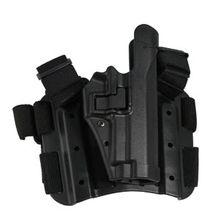 BLACKHAWK! Tactical Serpa Holster, RH, Black, Sig 220/226