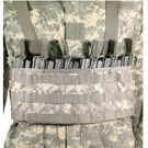 BLACKHAWK! Modular Low Profile Chest Rig For Magazines, ACU Camo