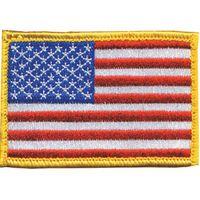 BLACKHAWK! American Flag Patch w/Velcro