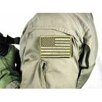BLACKHAWK!American Flag Patch w/Velcro, Subdued