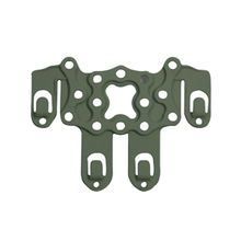 BLACKHAWK! Serpa Strike Platform, Ambi., w/Speed Clips, OD Green