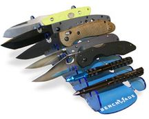 Benchmade Displays