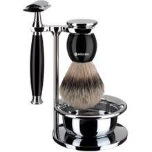 Boker 4 Piece Deluxe Razor Shave Set