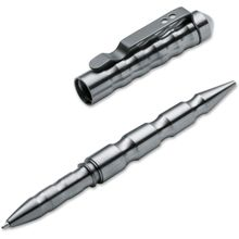 Boker Plus MPP Multi-Purpose Tactical Pen, Satin Titanium