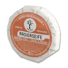 Boker Lauric Oil Shave Soap, Sandalwood Scented
