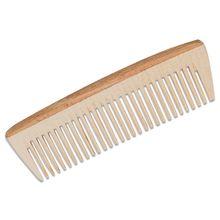 Boker Wide Teeth Pocket Comb, Maple Wood