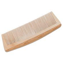 Boker Fine Teeth Pocket Comb, Maple Wood