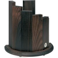Boker Magnetic Kitchen Knife Block, Makassa