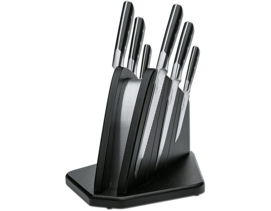 Boker Forge 7 Piece Kitchen Block Set