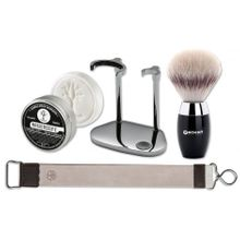 Boker 4 Piece Shaving Starter Set