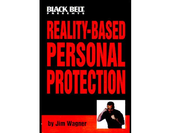 Boker Plus Reality Based Personal Protection Book by Jim Wagner