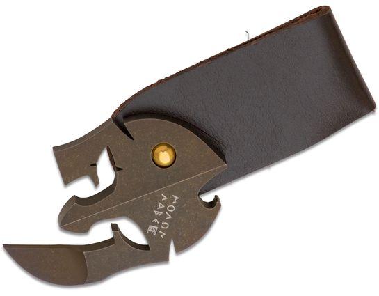 Custom Knife Factory Alexey Konygin Spartan Bottle Opener