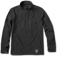 Cannae Pro Gear Shield Soft Shell Jacket, Black, Medium