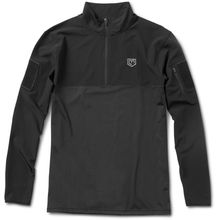 Cannae Pro Gear Centurion Performance Pullover, Black, Medium