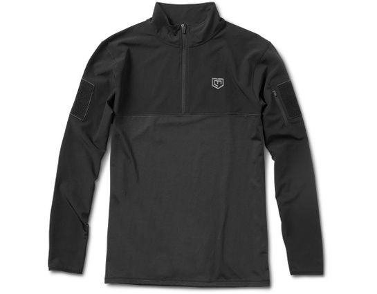 Cannae Pro Gear Centurion Performance Pullover, Black, X-Large