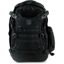 Cannae Pro Gear Phalanx Full Size Duty Pack with Helmet Carry, Black