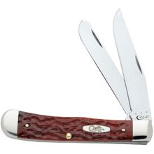 Case Chestnut Bone CV Trapper 4-1/8 inch Closed (6254 CV)