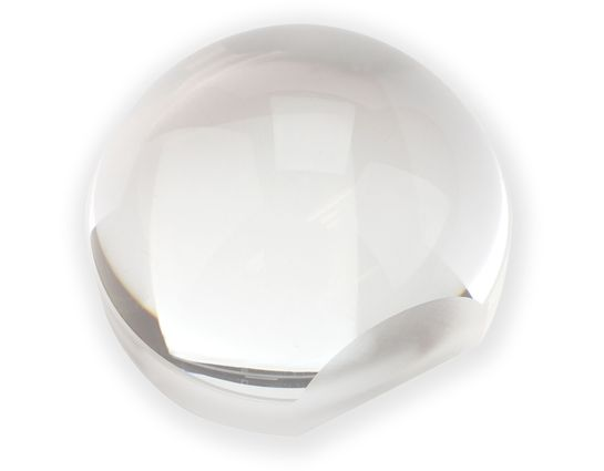 Carson Optical LD-33 LumiDome 2x Acrylic Ball Magnifier Loupe