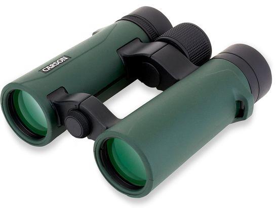 Carson Optical RD-034 Open Bridge Compact Binoculars