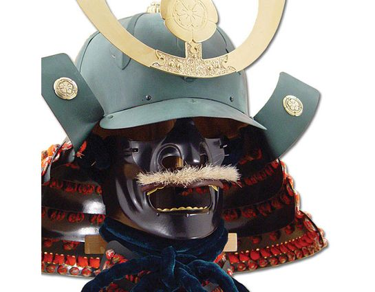 CAS Hanwei AH2083 Oda Nobunaga Helmet