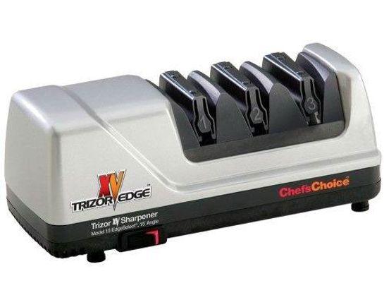 Chef's Choice Trizor XV Model 15 EdgeSelect Electric Knife Sharpener