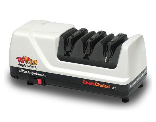 Chef's Choice AngleSelect Diamond Hone (White) Electric Knife Sharpener