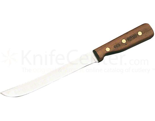 Chicago Cutlery Walnut Traditions 8 inch Slicer Knife