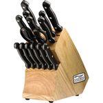 Chicago Cutlery Essentials 15 Piece Block Set
