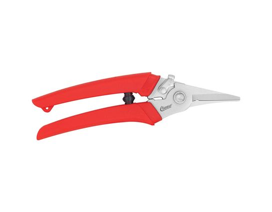 Clauss 7.25 inch Steel Wire Cutter One Blade Serrated