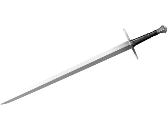 Cold Steel 88HNH Hand-and-a-Half Sword 33-1/2 inch Carbon Steel Blade