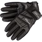 Cold Steel GL12 Tactical Battle Gloves, Black, Large